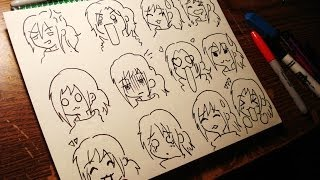 """Anime Expressions"" 