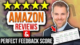 How I Get Tons of Amazon Reviews ⭐⭐⭐⭐⭐ (Within Terms of Service) - 🔥Plus PERFECT Feedback Hack