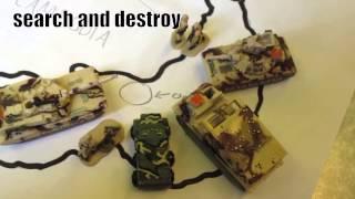 Vietnam Battles and Operations 1964-1969