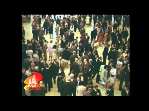 8th World Petroleum Congress video Moscow 1971
