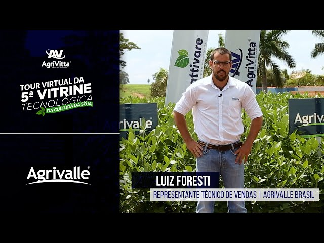 Luiz Foresti   Representante técnico de vendas   Agrivalle Brasil