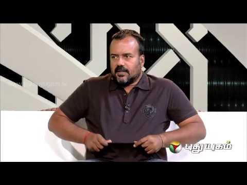 Arindhathum Ariyathathum - With Art Director Rajeevan (16/02/2014)