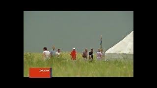 Российским аграриям устроили археологическую экскурсию в Хакасии