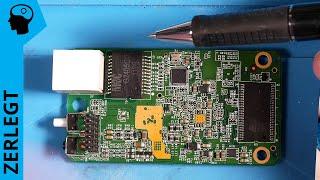 Enträtselt: Fritzbox Powerline Adapter analysiert.