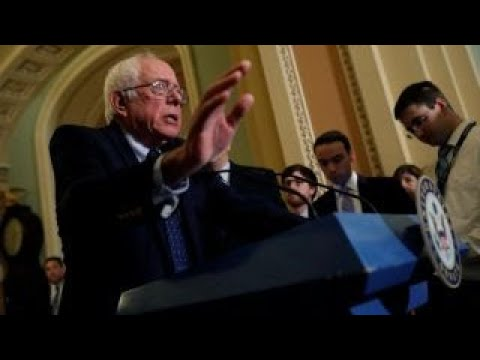 Bernie Sanders seeking Senate reelection as independent