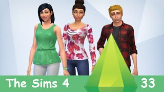 The Sims 4 - Part 33 - Bachelor Party