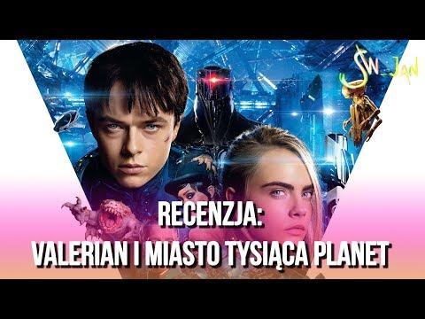 Valerian i Miasto Tysiąca Planet - recenzja #40 | Światłoczuły_Jan