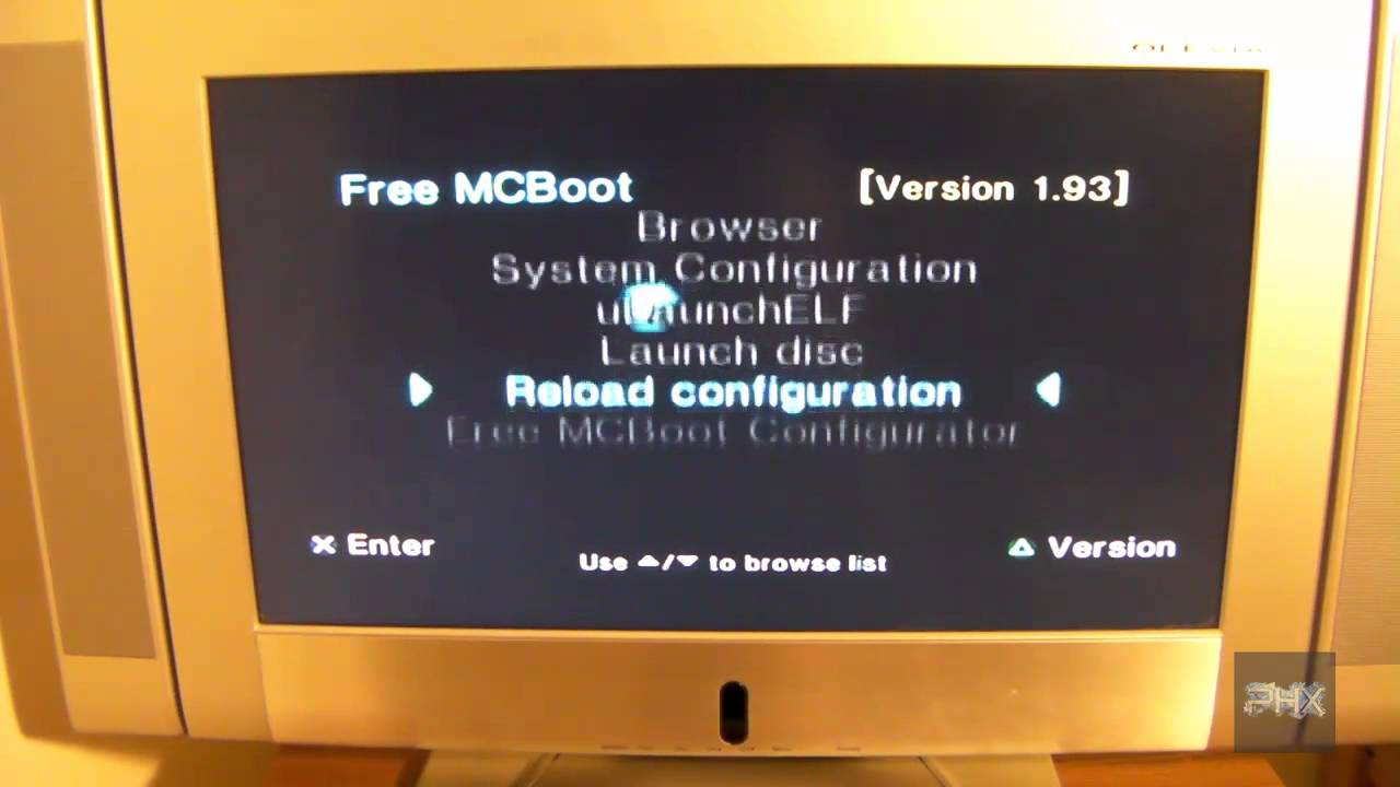 how to use free mcboot
