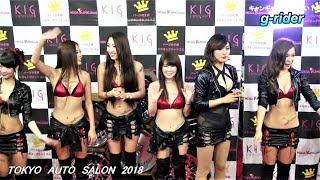 メガキングドットコム 東京オートサロン2018 東京オートサロン2018 検索動画 12