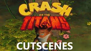 Crash of the Titans DS Cutscenes