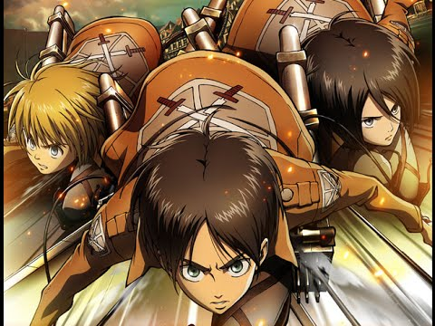 Attack on Titan Revolution Deathsquad AMV