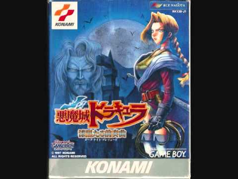 Castlevania Legends- Stage 4 (SNES Cover)