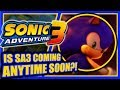 Is Sonic Adventure 3 Coming Anytime Soon!?!