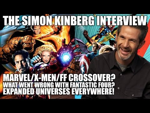 Exclusive: Simon Kinberg on XMen, FF and Marvel crossovers, what went wrong with FF and more...