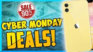 Cyber Monday Deals 2019 | Top 5 Amazon Cyber Monday 2019 Deals