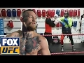 Conor McGregor Boxing Video is Not Really Impressive