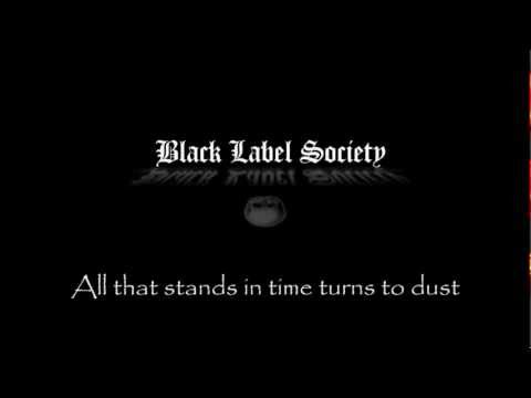 BLACK LABEL SOCIETY / RUST (LYRICS)