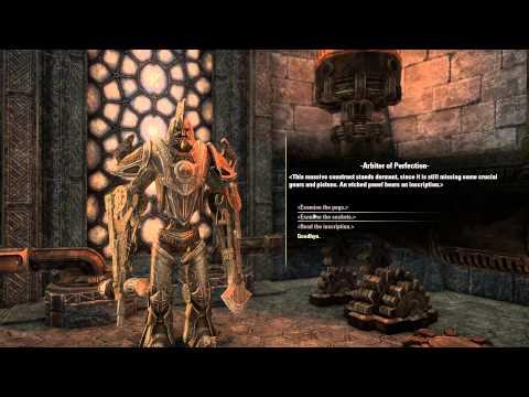 Arbiter of Perfection - Elder Scrolls Online