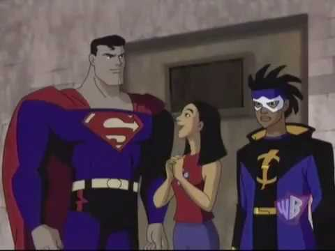 Static Shock and Superman vs Toyman