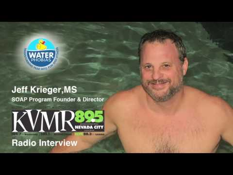 Jeff Krieger Radio Interview With KVMR 89.5 Nevada City, CA