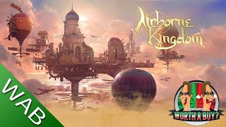 Airborne Kingdom Review - City Builder in the Sky (Video Game Video Review)