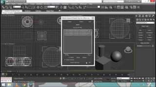 How To Import Multiple .OBJ, .FBX Files In 3ds Max