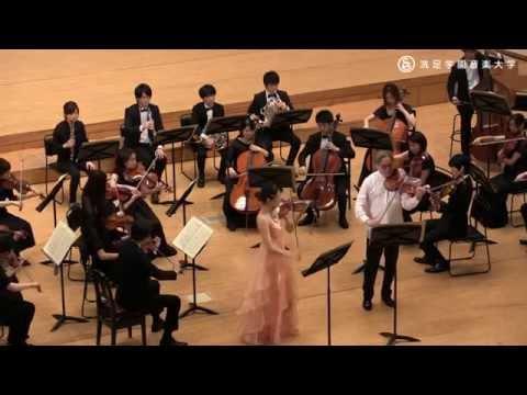 W.A.モーツァルト / 協奏交響曲 変ホ長調 K364 (ヴァイオリン:毛利文香)
