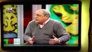 Eduardo Barroso disserta sobre João Capela (Prolongamento, TVI24) || Museu dos Coxos