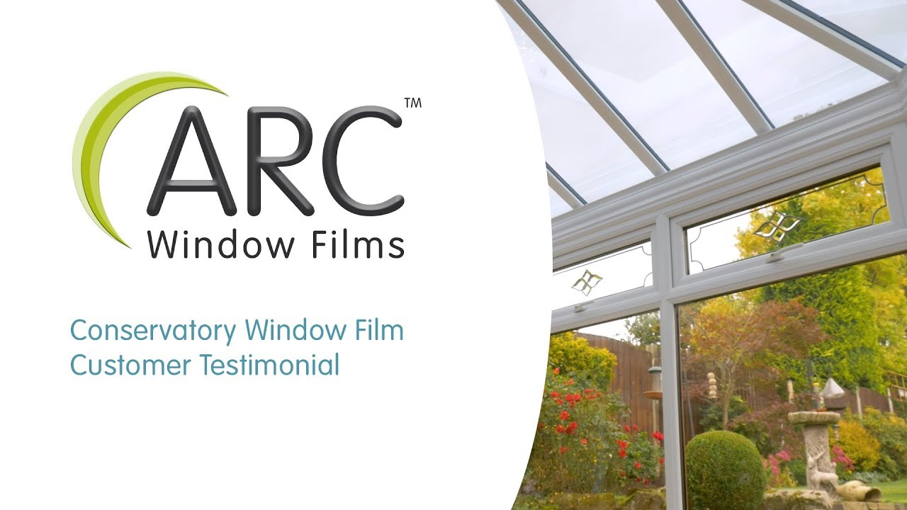 Thermal Window Film - to retain heat in winter