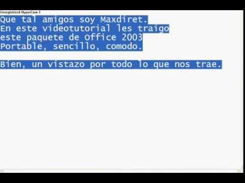 free  microsoft office access 2003 portable