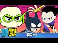 Top 10 Awesome Moments   Teen Titans Go!   DC Kids