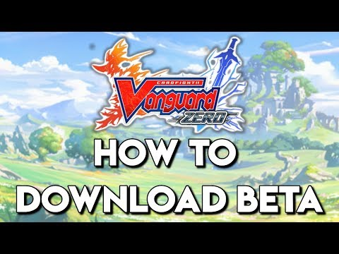 How To Download The Vanguard Zero Beta Test - Android & IOS