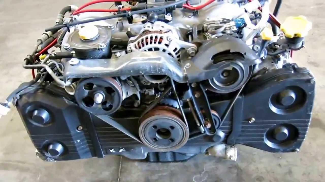 JDMAllianceUSA  JDM Subaru Legacy EJ25 25L DOHC