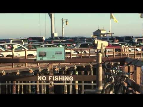 Stearns Wharf, Santa Barbara, California, USA