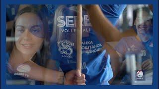 Kandidatkinje za žensku seniorsku reprezentaciju Srbije okupljene u Ubu