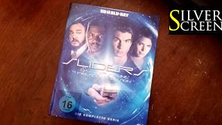 Sliders : le coffret blu ray allemand