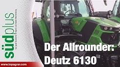Muswiese 2019: Deutz 6130 TTV
