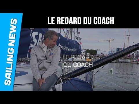 Paul Meilhat vu par Michel Desjoyeaux ! Vendée Globe 2016