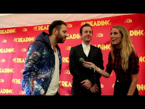 Chase & Status  - Interview Reading 2013
