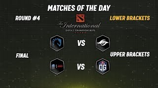 Download Video [ES] OG vs PSG.LGD | The International 2018 Dia Final MP3 3GP MP4