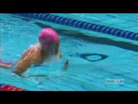 Женщины - 200 м Брасс. Финал. Чемпионат России по плаванию 2019