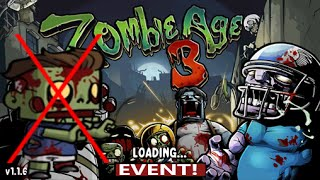 Zombie Age 3 - Kill brown Hair Zombies EVENT Gameplay (23/6/2016-26/6/2016)
