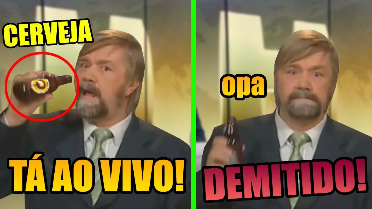 FAMOSOS DEMITIDOS POR MOTIVOS ABSURDOS!