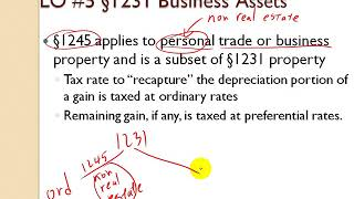 Chapter 03, Part 4   Tax On Gains, Deductions for Losses (dated video)
