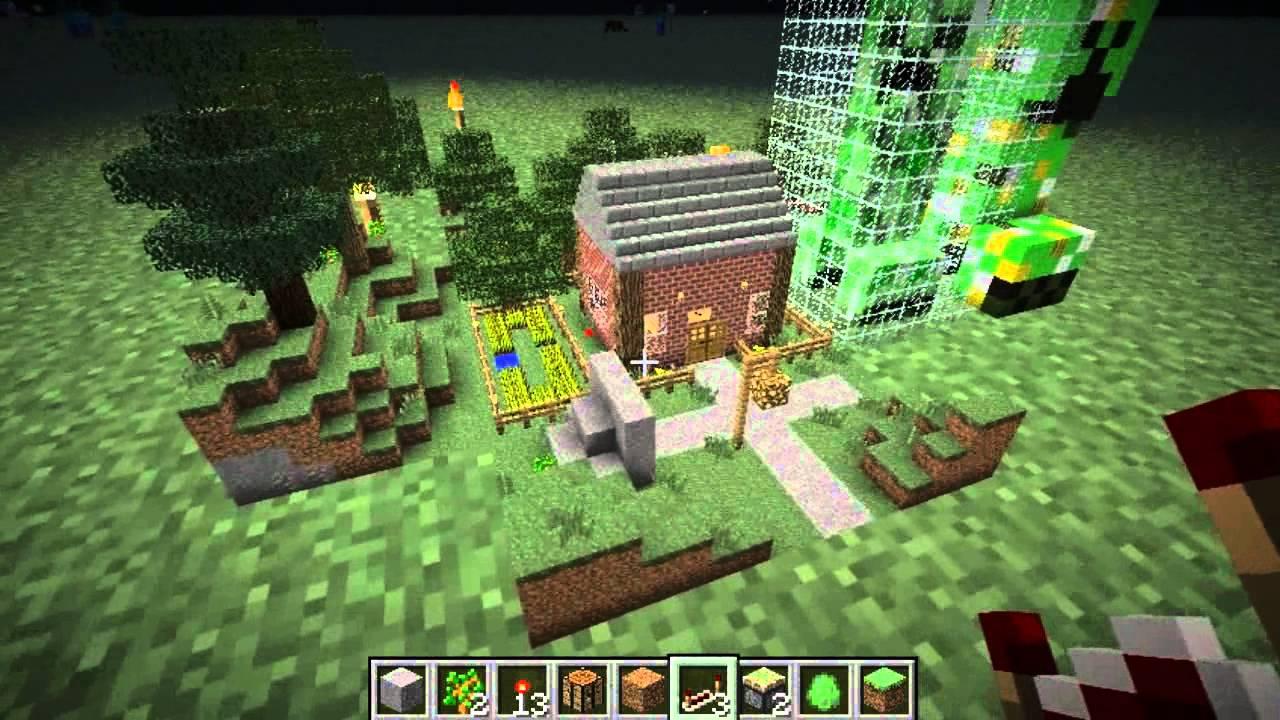 Minecraft Little Blocks Mod  YouTube