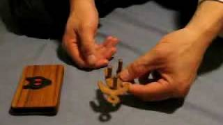 Alan Warner Magic - Voodoo (simple demo)