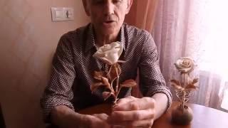 Резьба по дереву урок 8