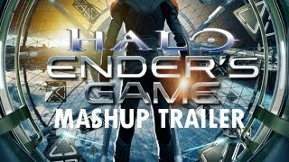 Halo-Ender's Game Trailer