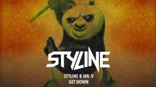 Скачать Styline Mr V Get Down