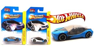 BMW I8 Hotwheels News
